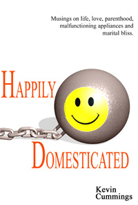 Happily Domesticated (cover)